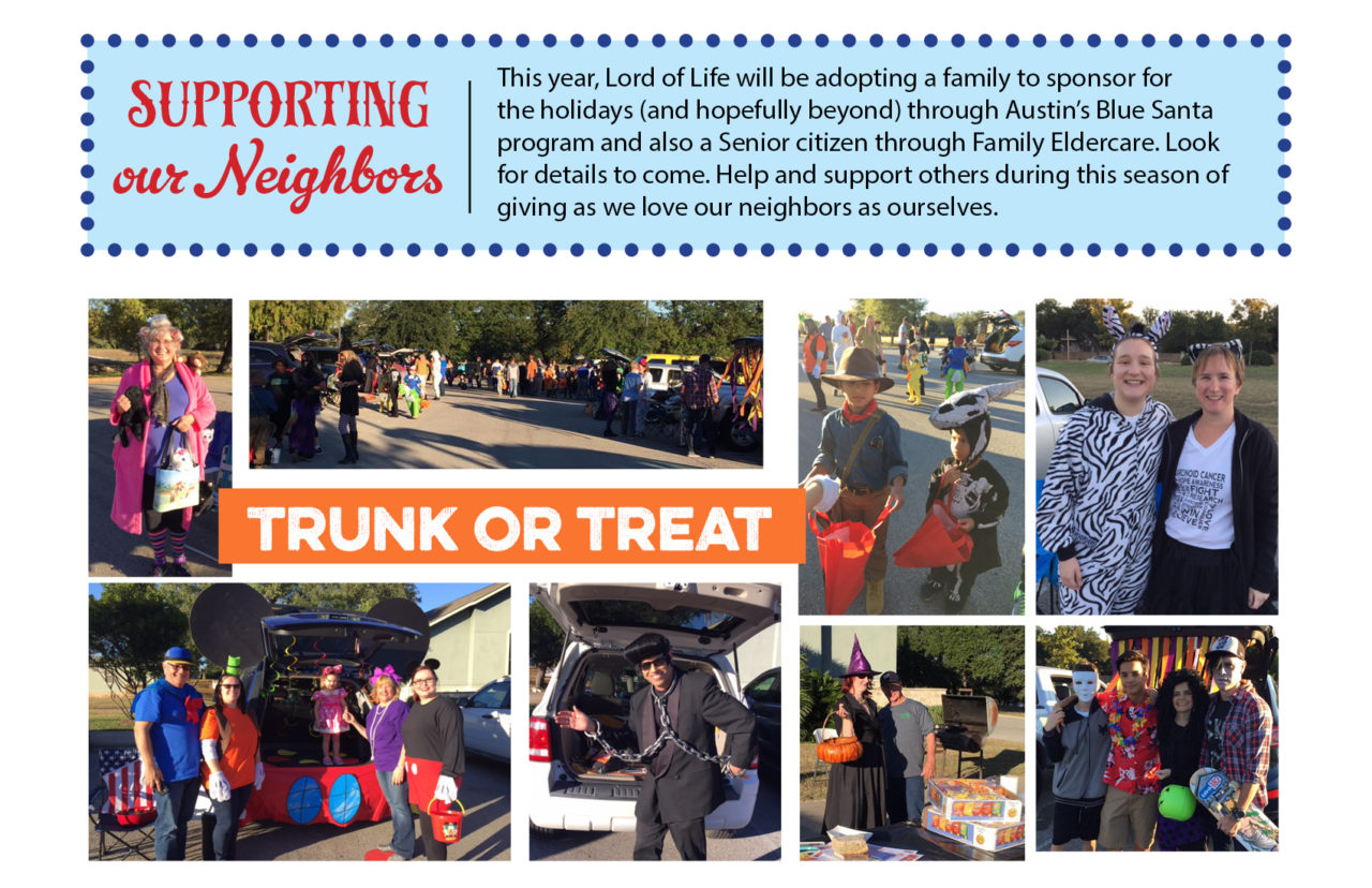 Trunk or Treat 2017